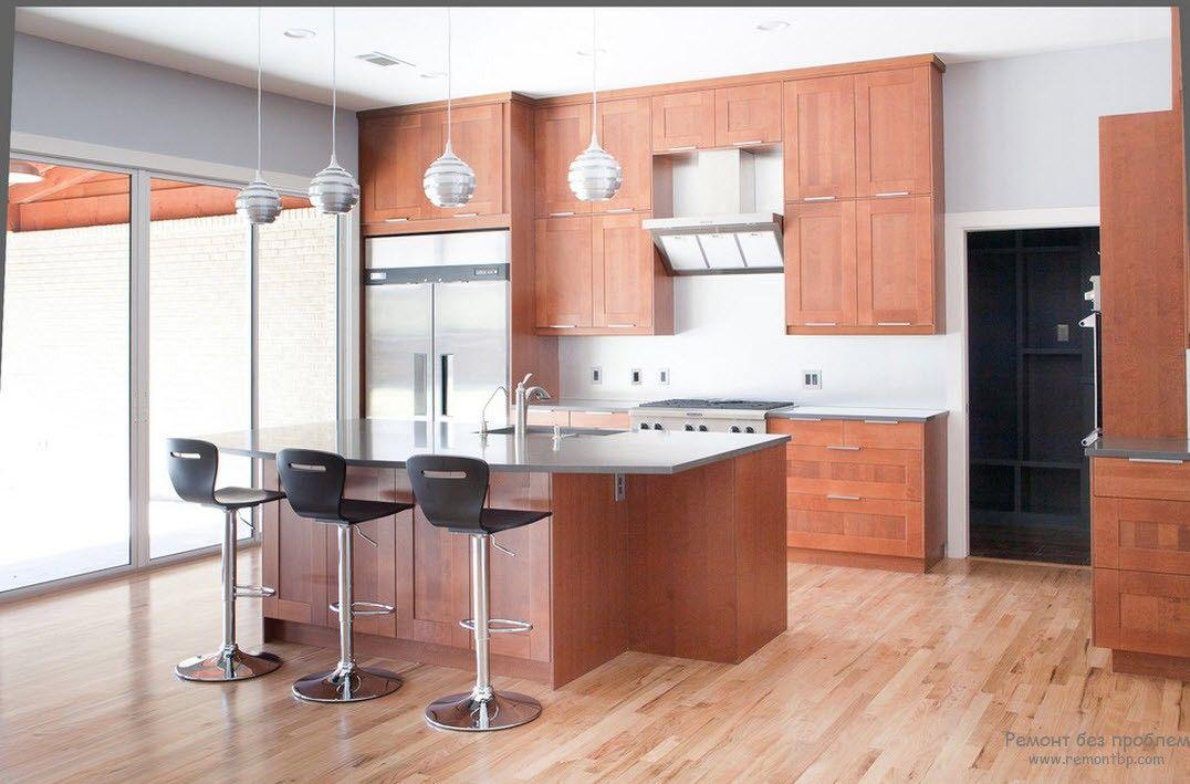 Металл в современной кухне