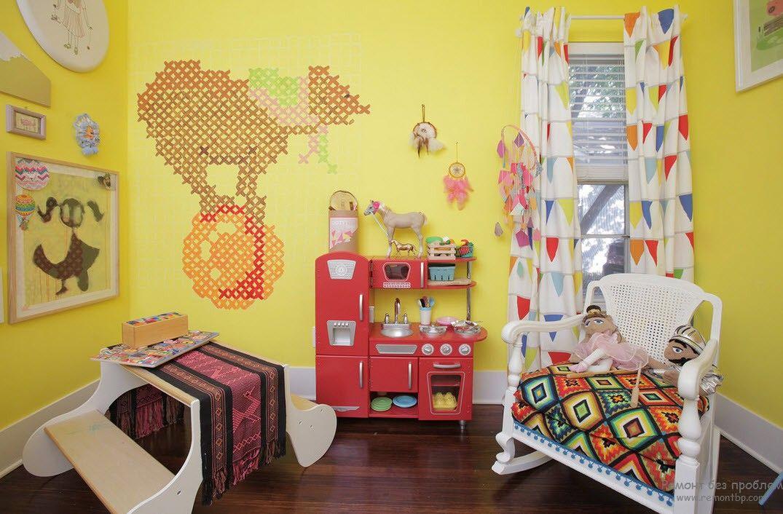 Мебель для ребенка ясельного возраста