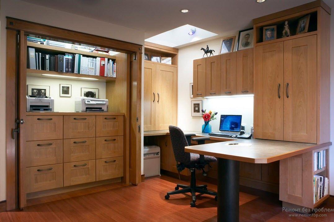 Удобное кресло домашнего кабинета