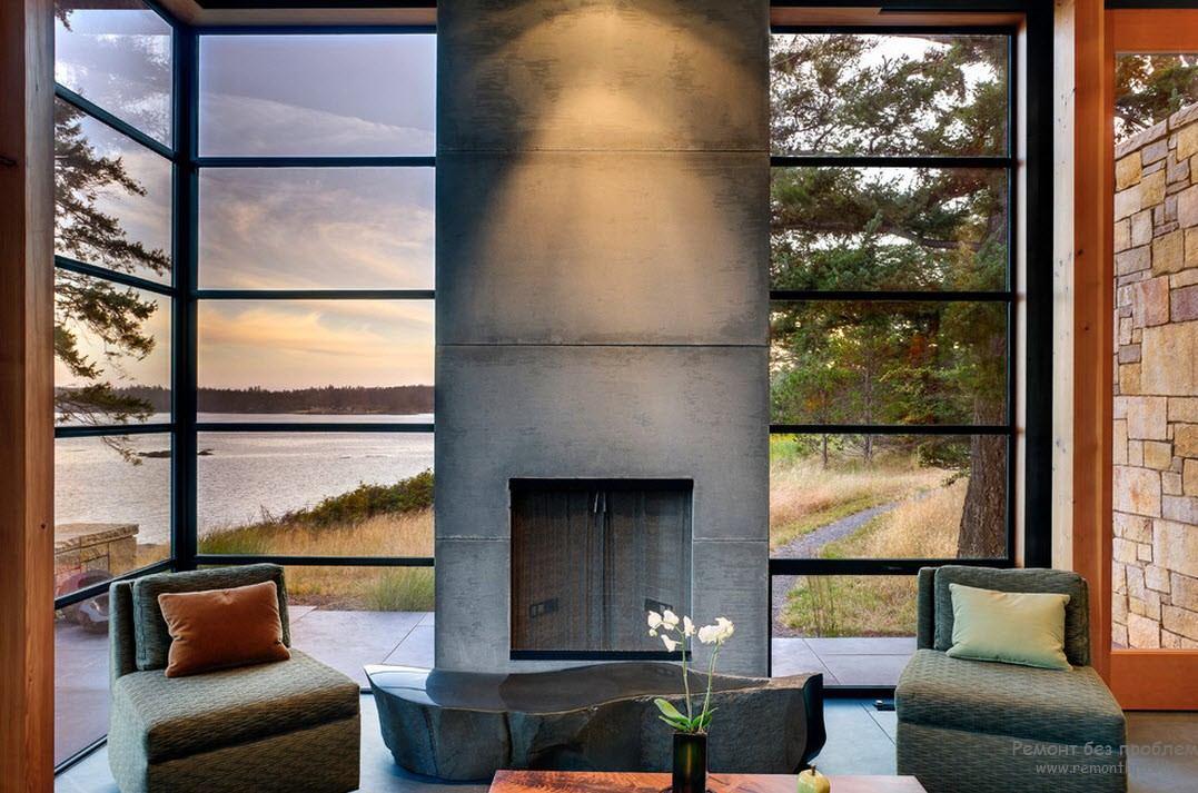 Интерьер и дизайн современной гостиной, 30 стильных идей оформления