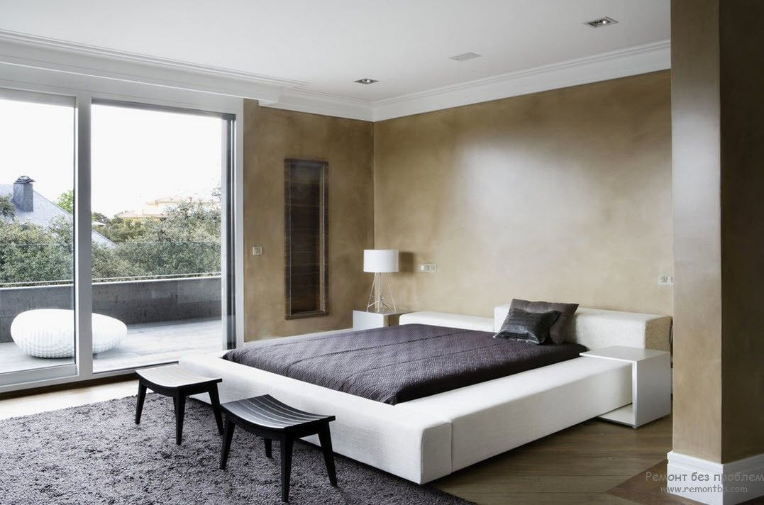 40 for Minimalist bed design