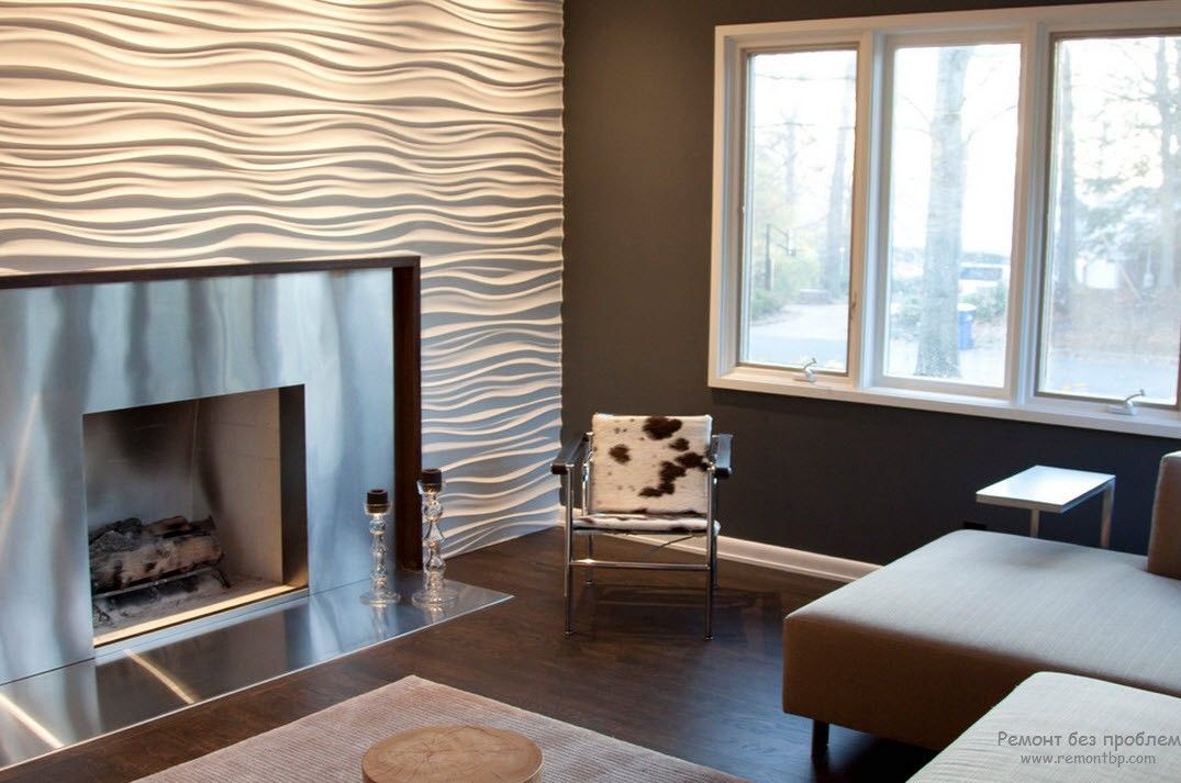 - Feature wall ideas living room wallpaper ...