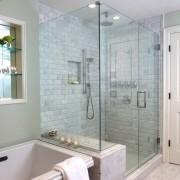 Ремонт ванной своими руками: красивые идеи для дизайна комнаты на фото