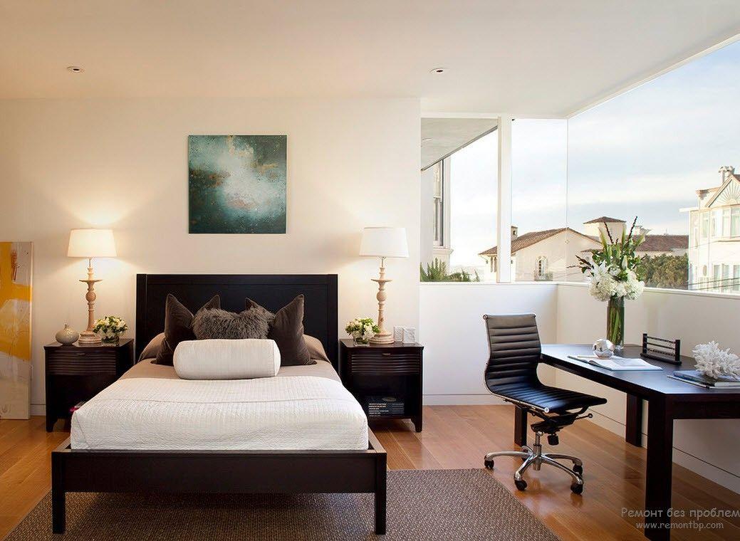 Комфорт и уют современной спальни