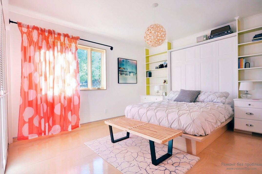Дизайн штор в спальной комнате, 30 лучших идей для интерьера с фото