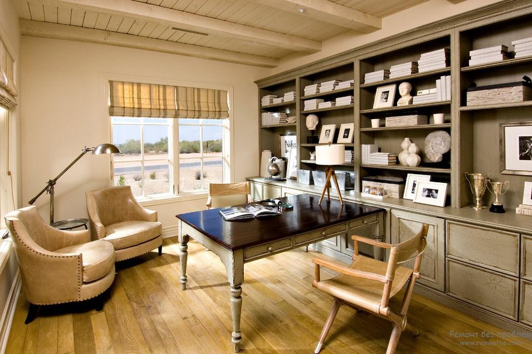 Фото домашнего кабинета