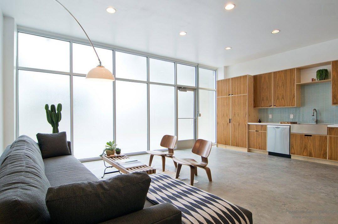 Удобство и комфорт квартиры-студии