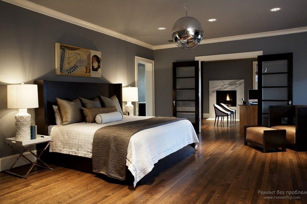 Дизайнер интерьера спальни фото