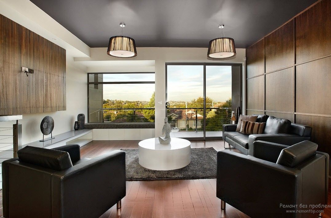 Дизайн потолка в гостиной фото современные идеи