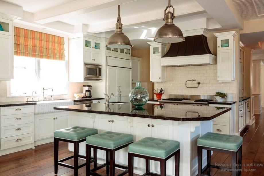 Стулья на кухне