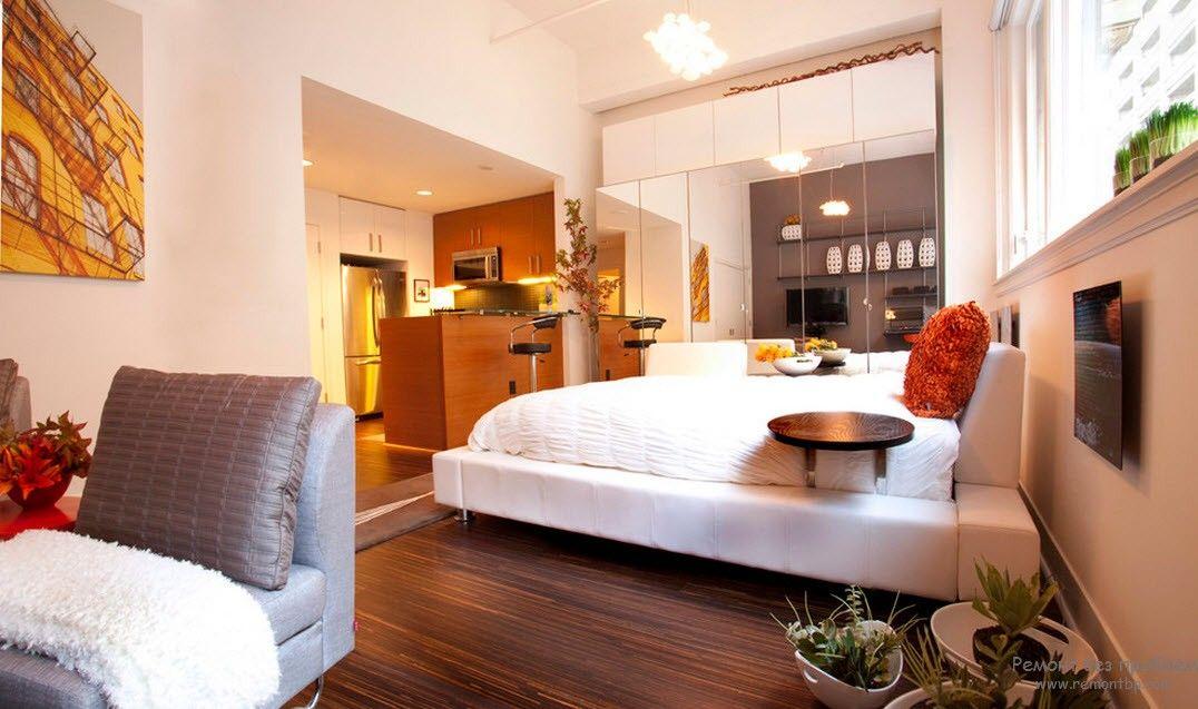 Красивая и уютная квартира-студия