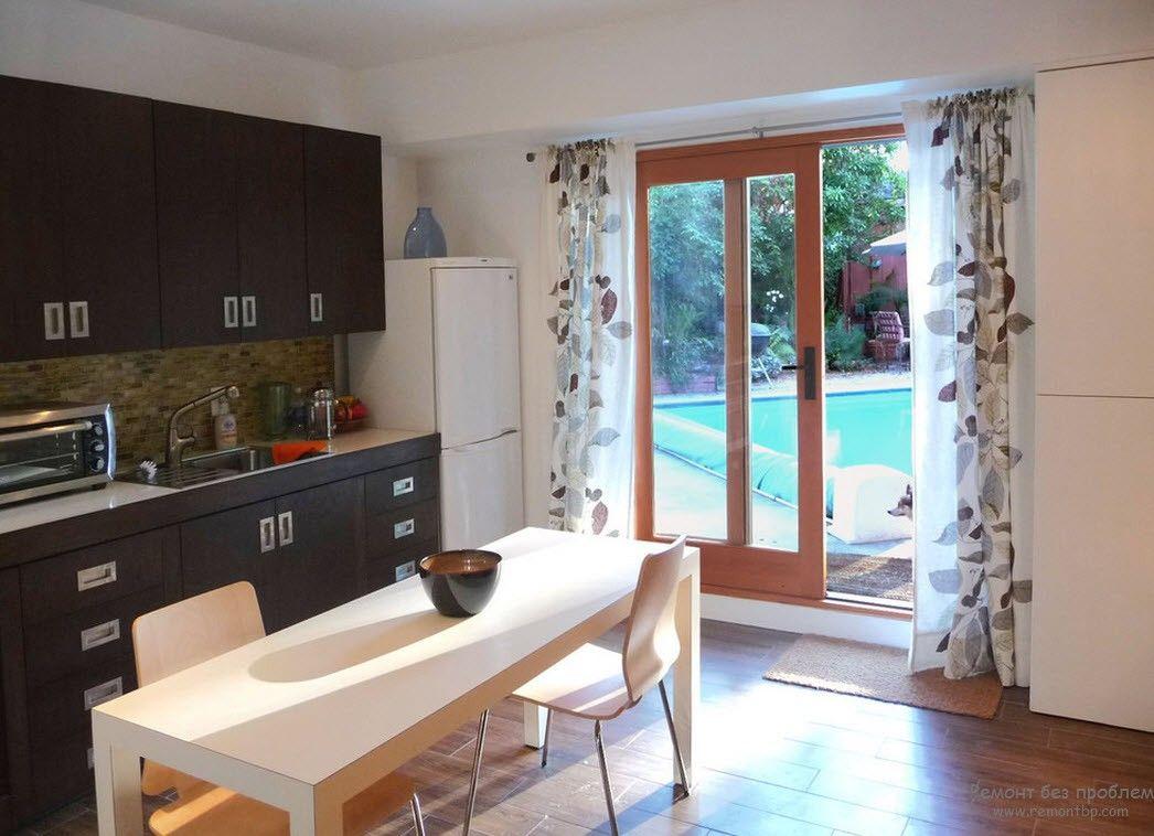Легкие и полупрозрачные шторы