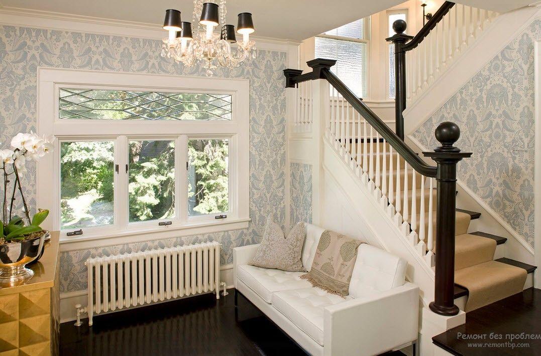 Уютный и комфортный интерьер гостиной
