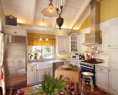Кухня в стите прованс