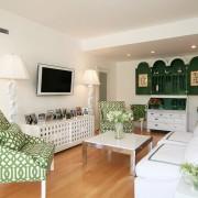 Мебель зеленая