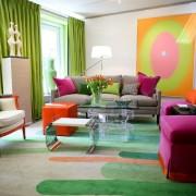 Зеленый цвет в интерьере: красивый дизайн комнат в зеленых тонах, интересные идеи для оформления