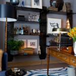 Дизайн мебели для домашнего кабинета