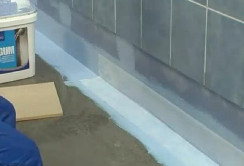 Из чего делается гидроизоляция пола гидрофобизатор mapei