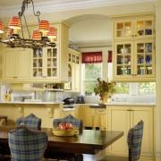 Декор на даче на кухне