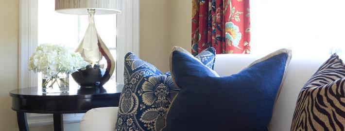 Подушки как предмет для украшения интерьера