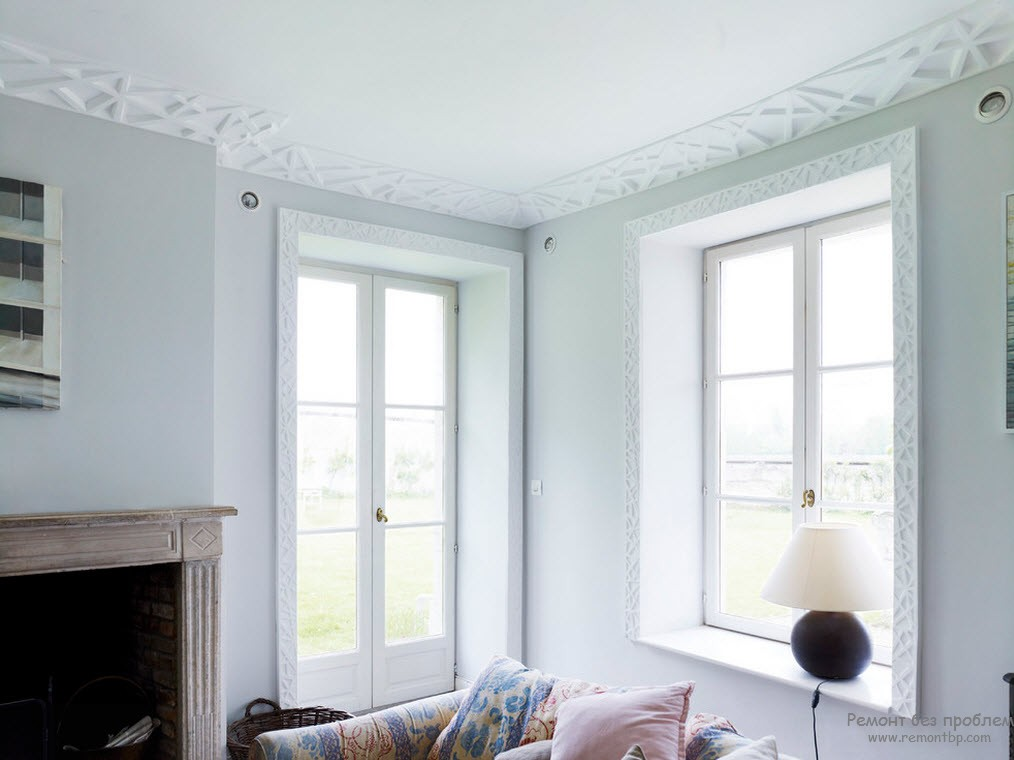 for Contemporary moulding ideas