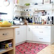 Угловая кухня в хрущевке №4