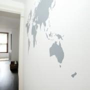 Стикер карта
