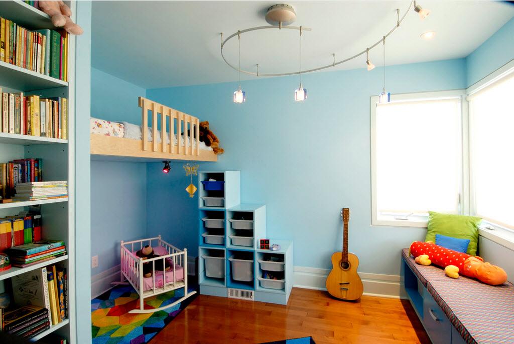 Максимум света для детской