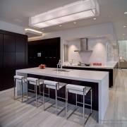 Гипсокартон потолок на кухне