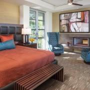Красивая спальня на фото
