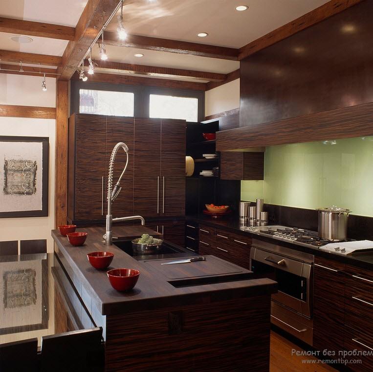 Кухня и венге