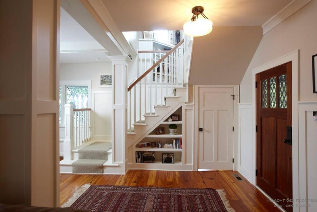 Дизайн дома с лестницей фото