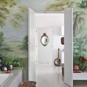Фрески в ванной комнате