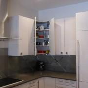 Угловая кухня 6 кв.м №7