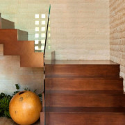 Обустройство лестницы