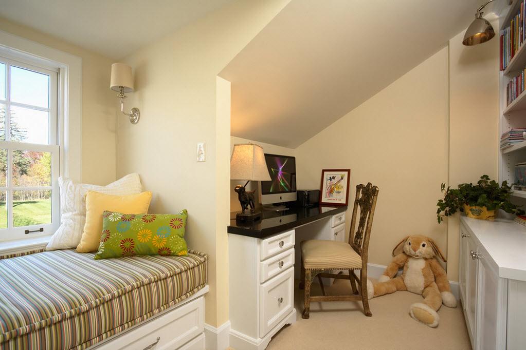 Оптимальное место для отдыха в детской