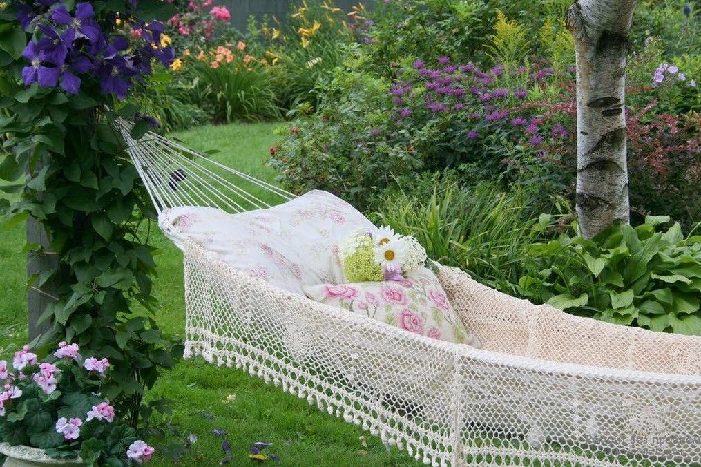 Райское место для сна