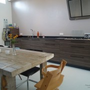 Интерьер стильной кухни фото