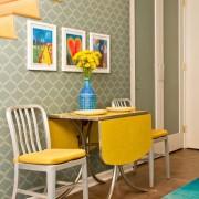 Стол на кухне фото