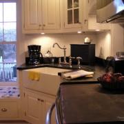 Угловая мойка для кухни №3