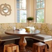 Как обустроить обеденную зону на кухне
