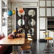 Дизайн кухонной обеденной зоны