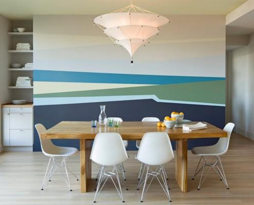 Покраска стен фото и примеры