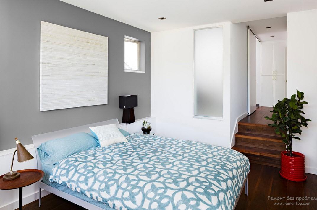 Спальня красивый интерьера
