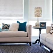 Подушки в гостиной фото