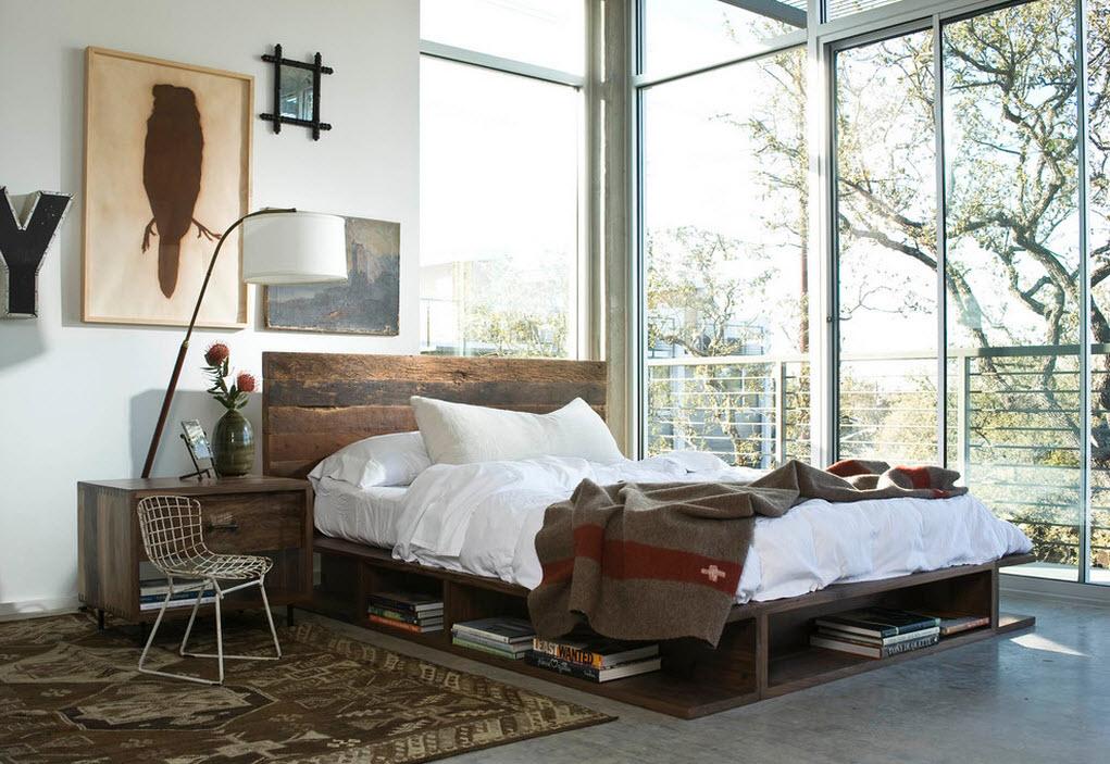 Удобная и функциональная кровать