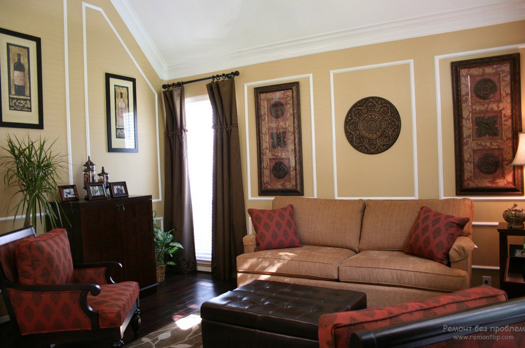 - Large wall decorating ideas for living room some suggestions ...