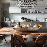 Лофт на кухне фото