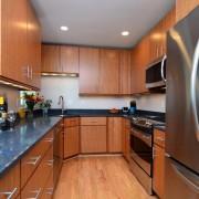 Угловая кухня 9 кв.м №2
