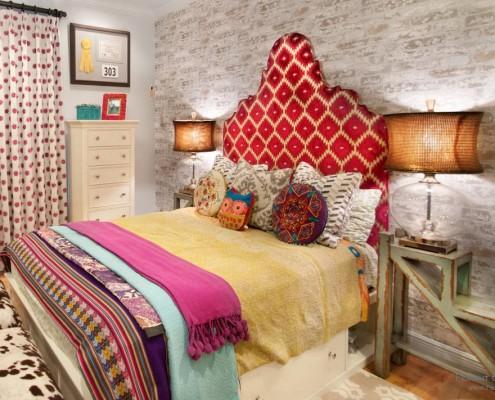 Авангард спальня